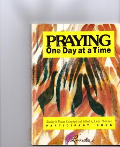 Praying One Day At A Time