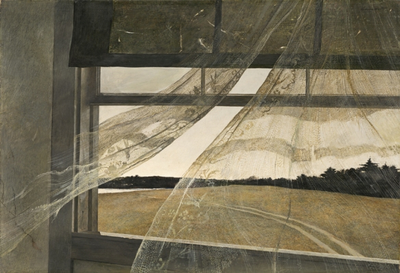 wind from the sea, wyeth
